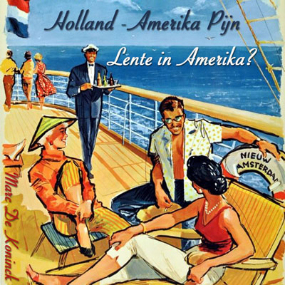 Platenhoes Lente In Amerika? (2008)
